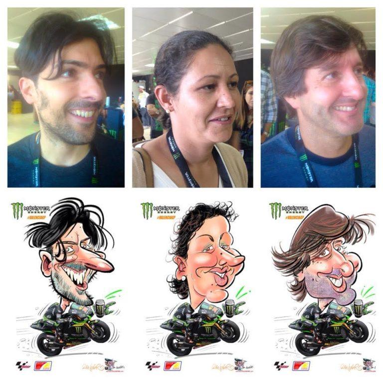 3_ AEC_LEAFAR_Caricaturas con humor y con amor