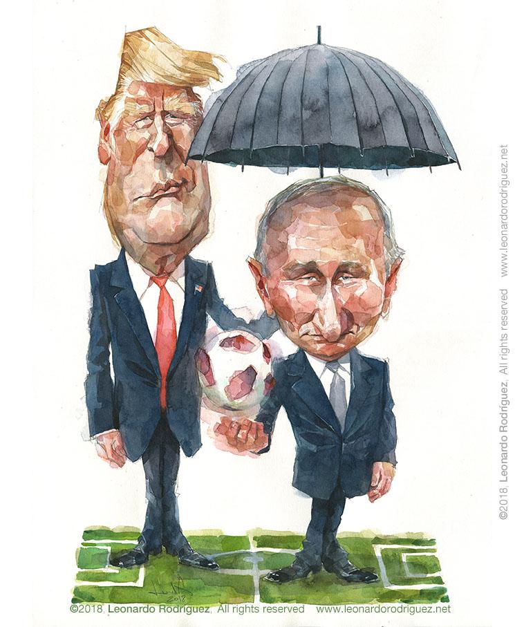caricature-Trump-Putin-Leonardo-Rodr°guez