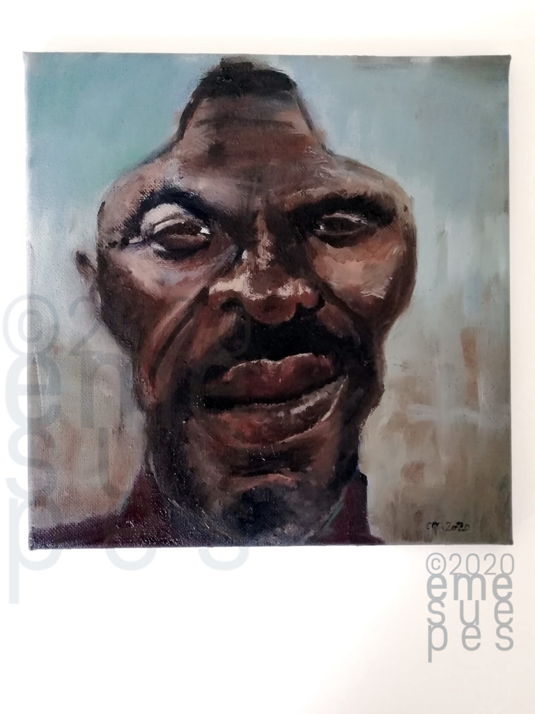 Idris Elba Oleo